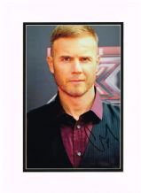 Gary Barlow Autograph Signed Photo - Take That